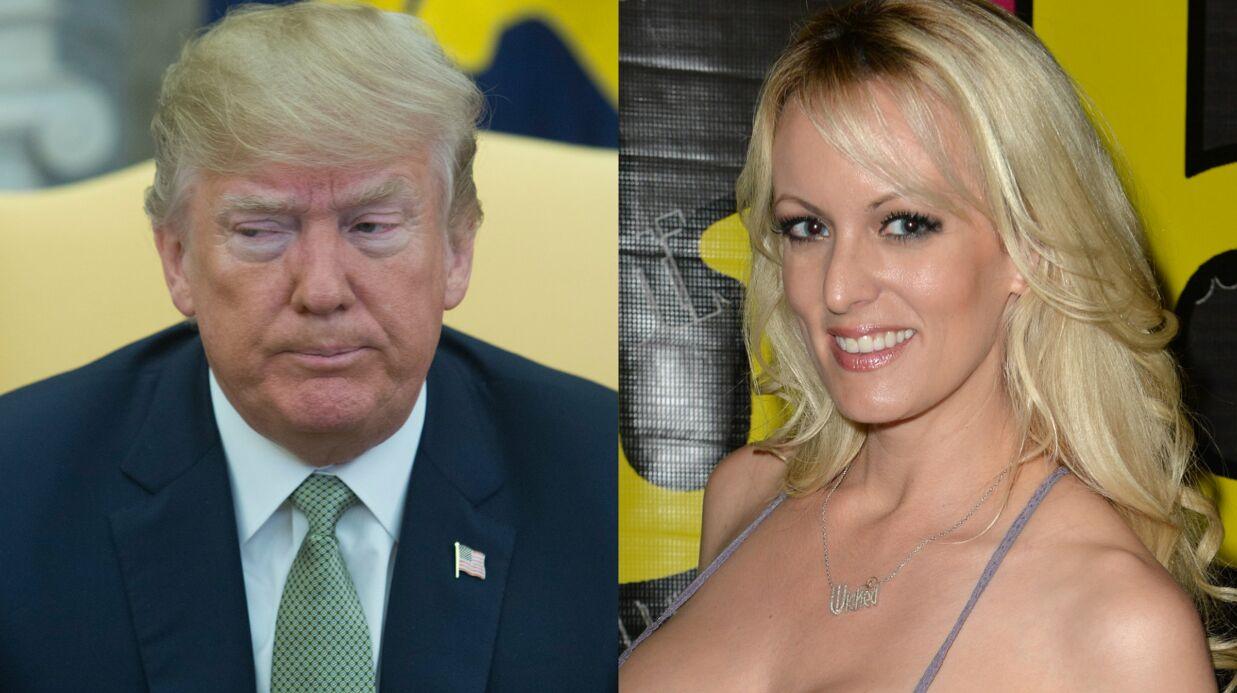 Actrices Porno De Isrrael donald trump : l'actrice porno qui prétend avoir eu une