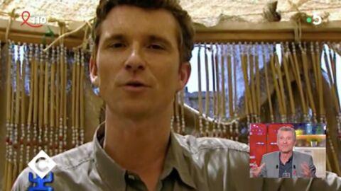 VIDEO Denis Brogniart: pris pour un candidat lors de sa première saison de Koh-Lanta, il raconte
