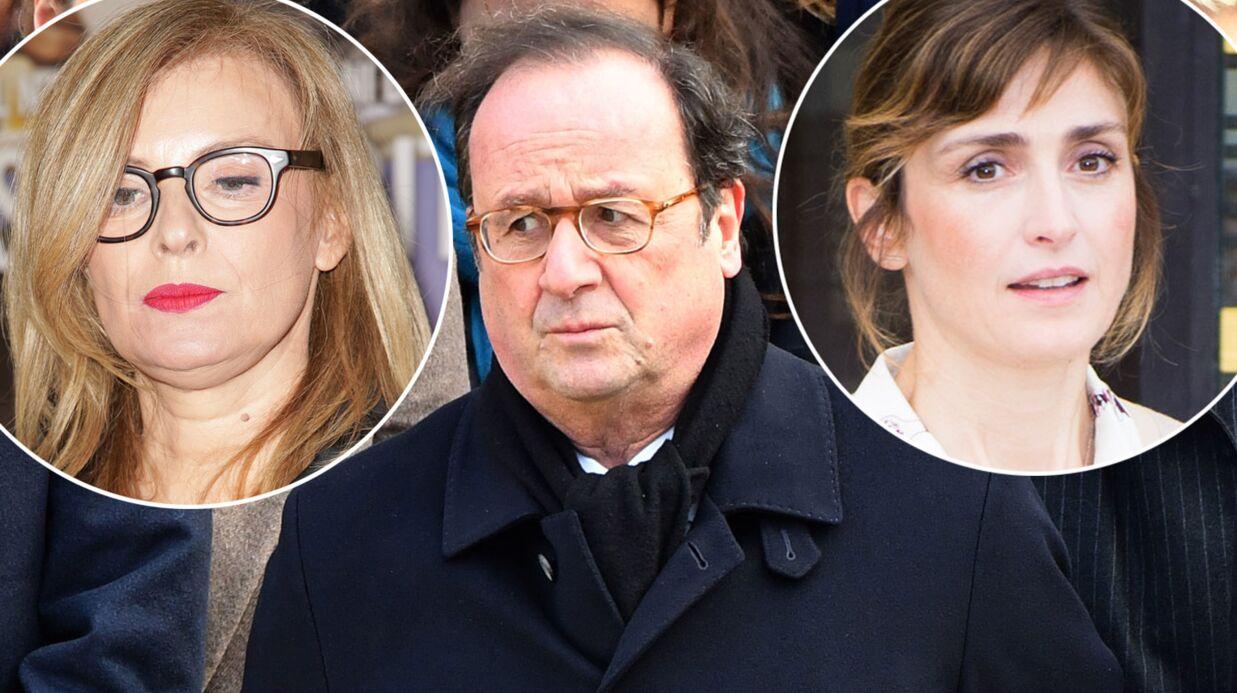 François Hollande évoquera ses histoires avec Valérie Trierweiler et Julie Gayet dans son prochain livre