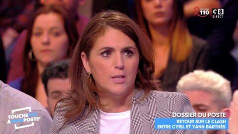 VIDEO Valérie Benaïm explique pourquoi Cyril Hanouna ne supporte pas Yann Barthès