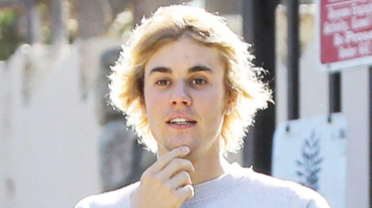 Justin Bieber victime d'un accident de voiture à Los Angeles