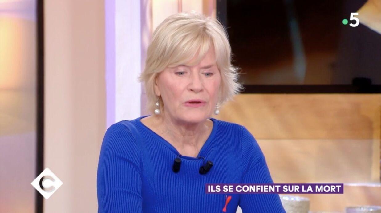 VIDEO Catherine Ceylac soutient Nadine Trintignant dans «son combat» contre Bertrand Cantat