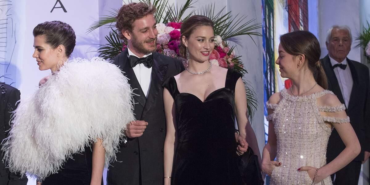 Pierre Casiraghi et sa femme Beatrice Borromeo ont dévoilé une bonne nouvelle au Bal de la Rose