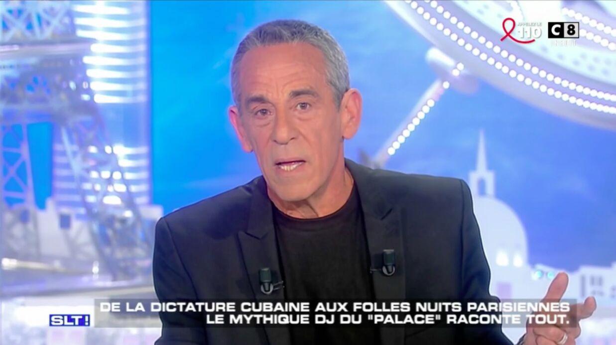 VIDEO Thierry Ardisson insulte violemment Stéphane Guillon dans Salut les Terriens