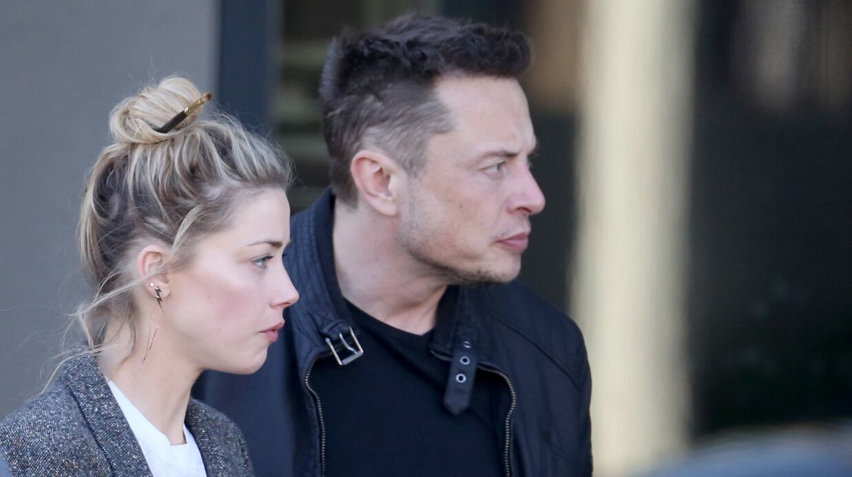 Amber Heard: son ex-beau-père Errol Musk a eu un enfant avec sa belle-fille