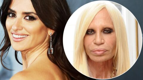 VIDEO Penelope Cruz en Donatella Versace : la preview qui fait peur