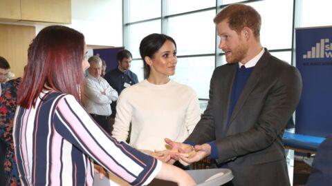 Mariage du prince Harry: Meghan Markle se confie sur ses envies de bébé