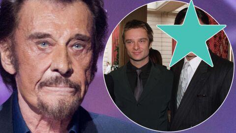 Johnny Hallyday était jaloux d'un homme présent depuis des années dans la vie de son fils David