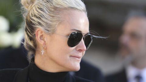 Laeticia Hallyday: amaigrie, à bout de forces, la veuve de Johnny peine à faire son deuil