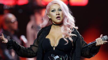 PHOTOS Christina Aguilera complétement méconnaissable sans maquillage!