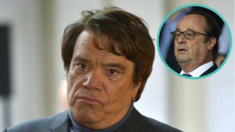Bernard Tapie soutenu par François Hollande dans sa maladie: il l'accuse d'être en partie responsable