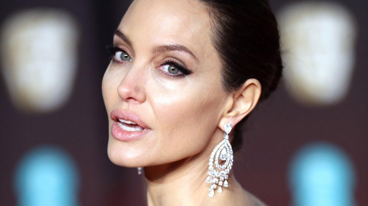 Angelina Jolie n'est plus un cœur à prendre