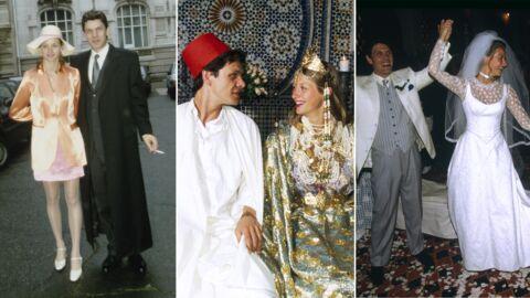 Divorce de Marc Lavoine: ses surprenantes photos de mariage avec Sarah Poniatowski