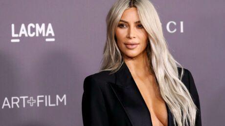 Kim Kardashian dégaine ses fesses en GROS PLAN pour bien commencer la journée