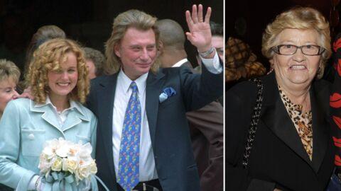 Johnny Hallyday: ce qu'a fait Mamie Rock quand Laeticia a épousé le rocker