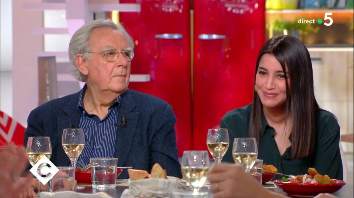 VIDEO Leïla Bekhti: l'incroyable anecdote de sa rencontre avec Bernard Pivot