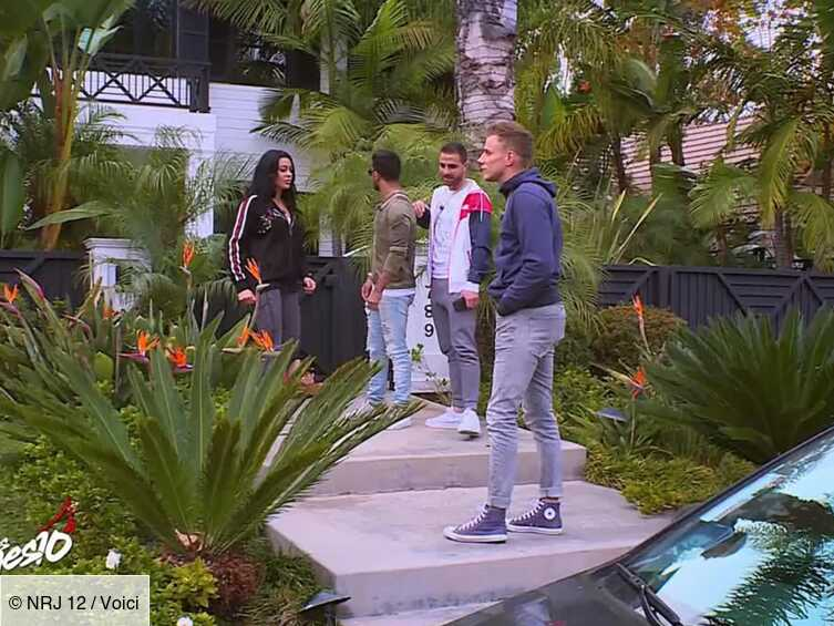 VIDEO Les Anges 10 : les candidats se recueillent… chez Johnny Hallyday à Los Angeles !