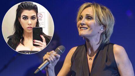 Kourtney Kardashian est fan de… la chanteuse Patricia Kaas!