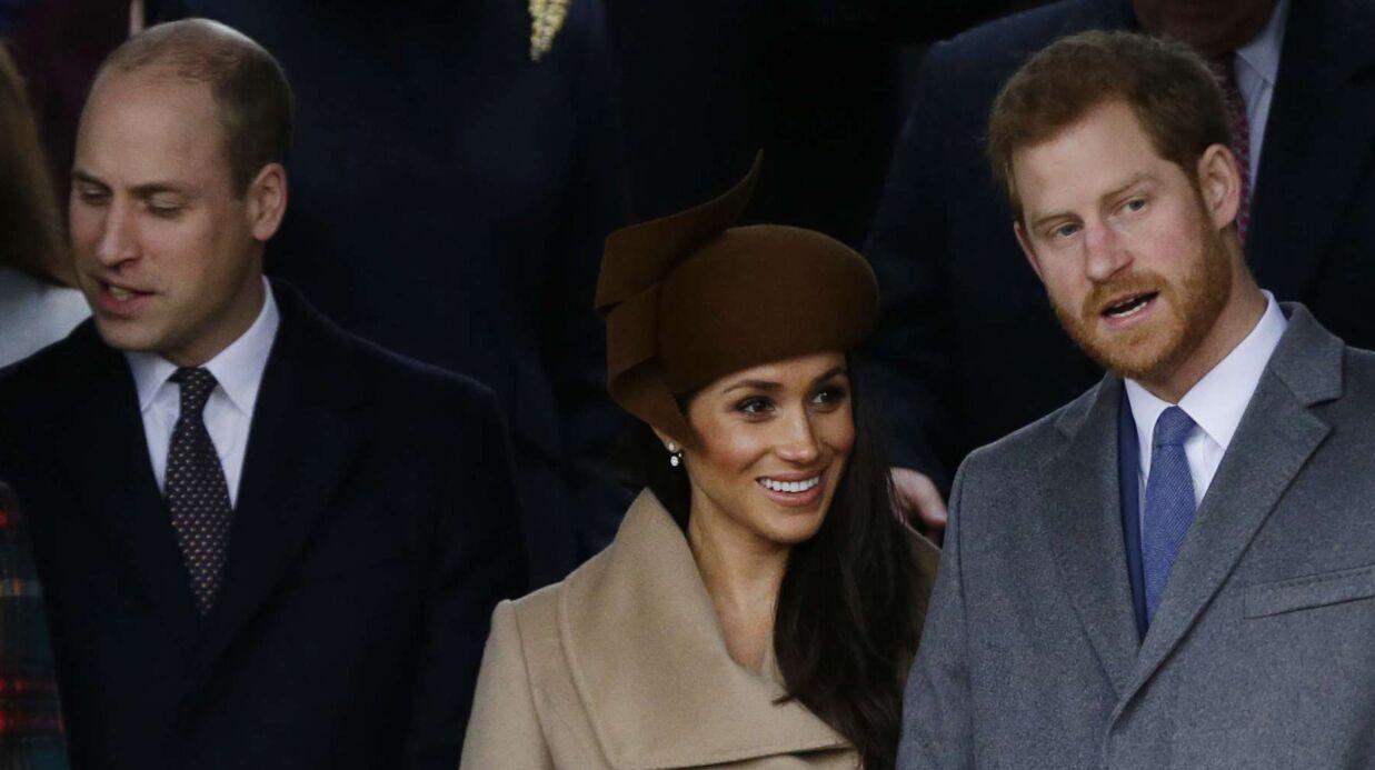 Mariage du prince Harry et Meghan Markle  le gros événement que William va  louper le 19 mai