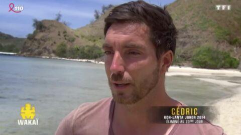 Cédric (Koh-Lanta) a failli plaquer l'aventure pour son père gravement malade