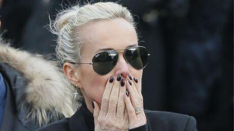 Procès Johnny Hallyday: les avocats de David et Laura continuent de provoquer Laeticia en l'appelant Mme «Boudou»