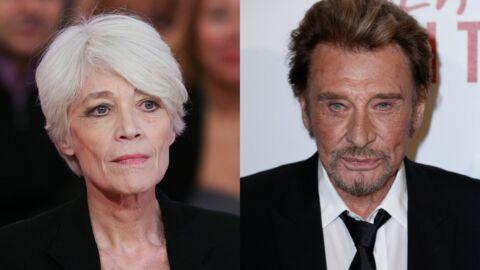 Cancer de Johnny Hallyday: Françoise Hardy raconte comment elle avait «redonné espoir à Laeticia»