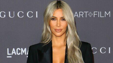 PHOTO Kim Kardashian publie un cliché trop craquant de sa fille Chicago et de son fils Saint