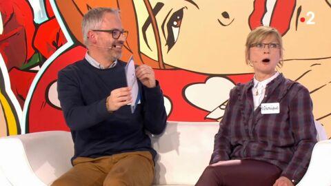 Les Z'amours: la réponse coquine de ce candidat sème la zizanie dans son couple devant Bruno Guillon