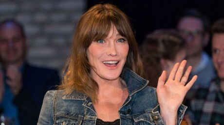 PHOTO Carla Bruni lève le voile sur son projet secret