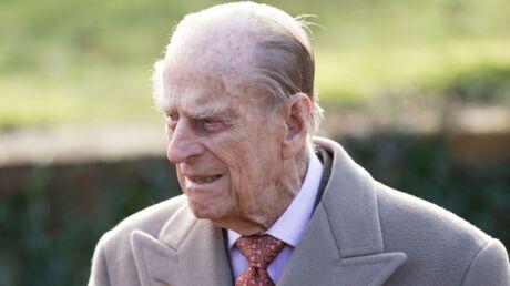 Le prince Philip hospitalisé: son opération de la hanche a été un succès