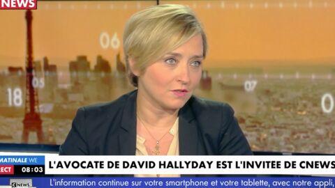 VIDEO Héritage de Johnny Hallyday: selon l'avocate de David Hallyday, Laeticia est bien celle qui  «contrôle tout»
