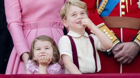 PHOTOS Kate Middleton enceinte: redécouvrez les instants les plus mignons de George et Charlotte