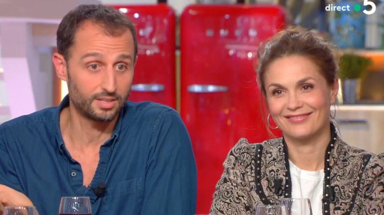 VIDEO Barbara Schulz et Arié Elmaleh révèlent pourquoi ils n'habitent pas ensemble
