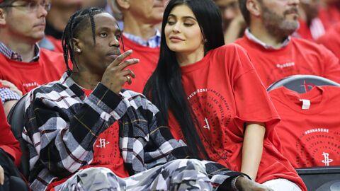 Kylie Jenner: son petit ami Travis Scott fait des folies pour leur petite Stormi