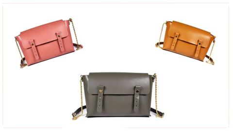 It-bag: le sac Etude de la marque Craie