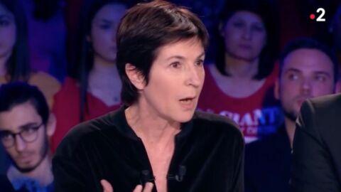 Christine Angot (ONPC) taclée par une invitée qu'elle vient de détruire: «Vous n'êtes pas très jeune»
