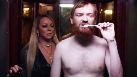 Mariah Carey en totale détresse dans une auberge de jeunesse, la vidéo hilarante