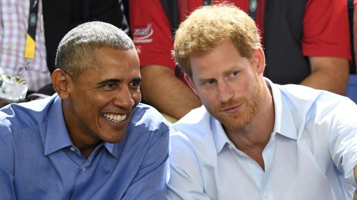 Mariage du prince Harry et Meghan Markle  pourquoi les Obama ne sont  finalement pas invités