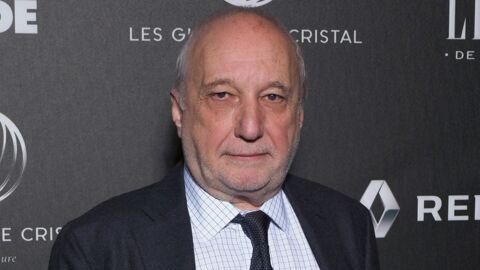 François Berléand opéré en urgence après un accident de ski