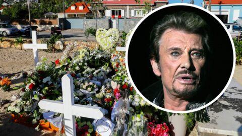 Tombe de Johnny Hallyday: un business douteux s'organise autour de la sépulture du rocker