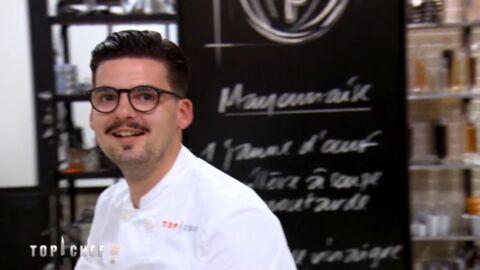 VIDEO Top Chef: Camille choqué et déçu par l'attitude de Yannick Alléno