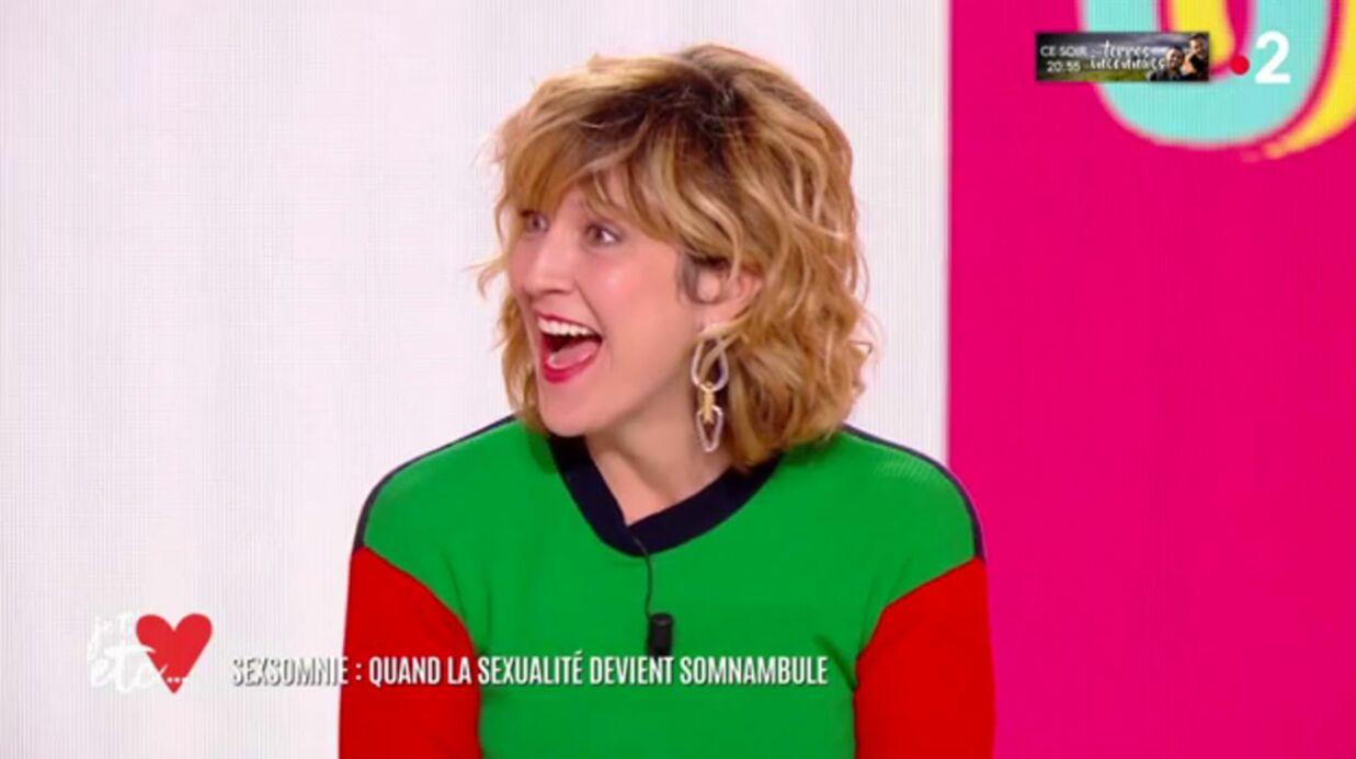 VIDEO Daphné Bürki surprise par la révélation TRÈS coquine d'une de ses chroniqueuses