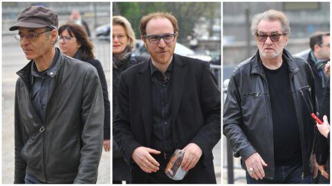 Obsèques de Véronique Colucci: Jean-Jacques Goldman et Marius présents pour lui dire adieu