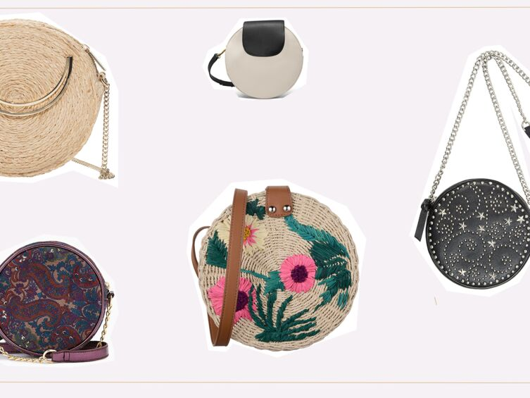 06aab91e8aced7 Tendance : 20 sacs ronds à shopper de toute urgence ! - Voici