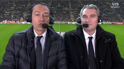 Denis Balbir: le commentateur sportif insulte des joueurs de football, W9 le met à pied