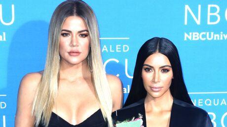 Khloe Kardashian maman: sa soeur Kim Kardashian était présente à ses côtés lors de l'accouchement