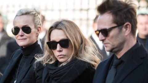 Héritage de Johnny: David, Laura et Laeticia Hallyday seraient sur le point de trouver un accord en dehors des tribunaux