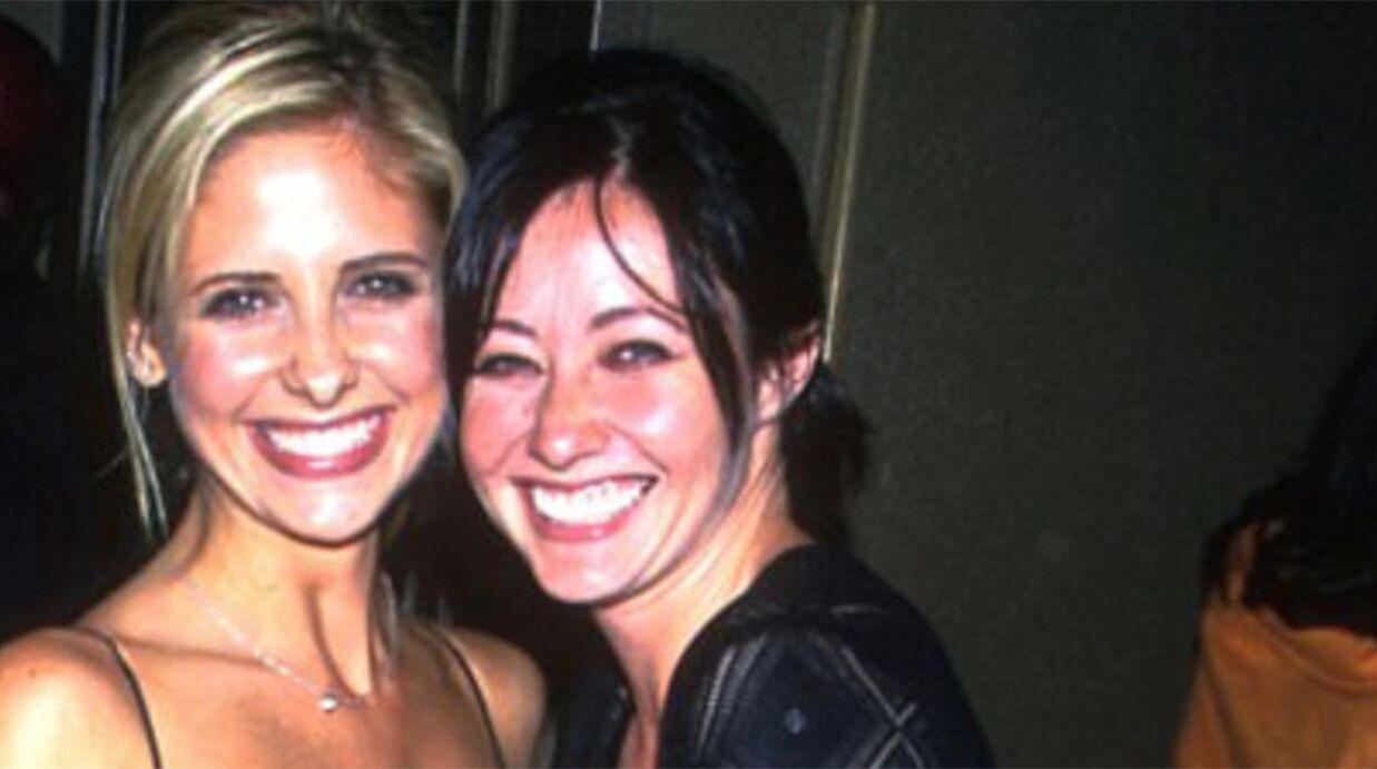 PHOTO Sarah Michelle Gellar adresse un tendre message à Shannen Doherty pour son anniversaire