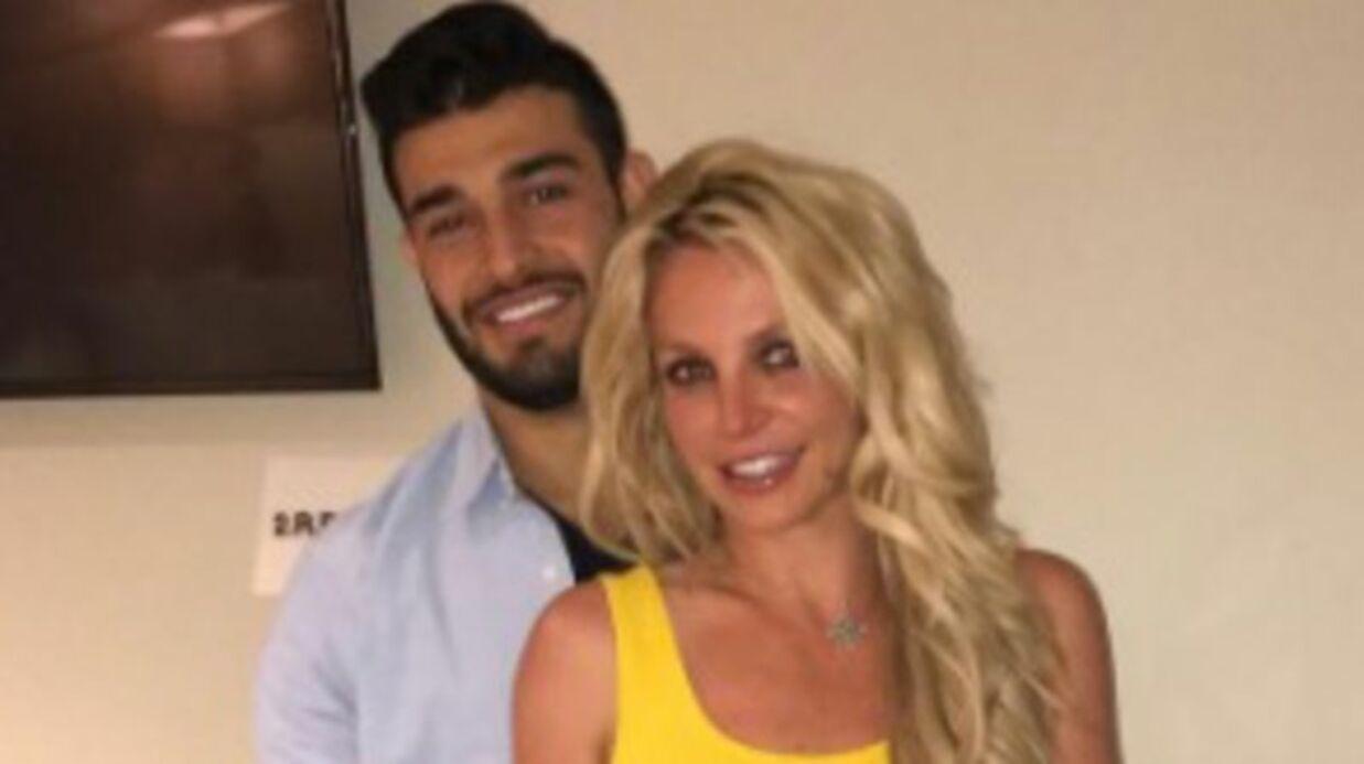 Britney Spears et son chéri Sam Asghari sexy et complices: ils font monter la température sur Instagram