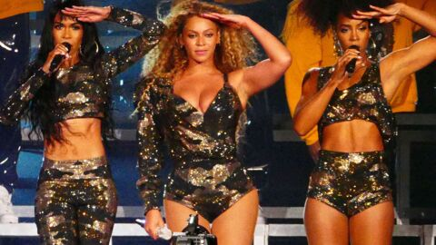 PHOTOS Beyoncé : son show grandiose à Coachella marqué par le retour  inattendu des Destiny's Child